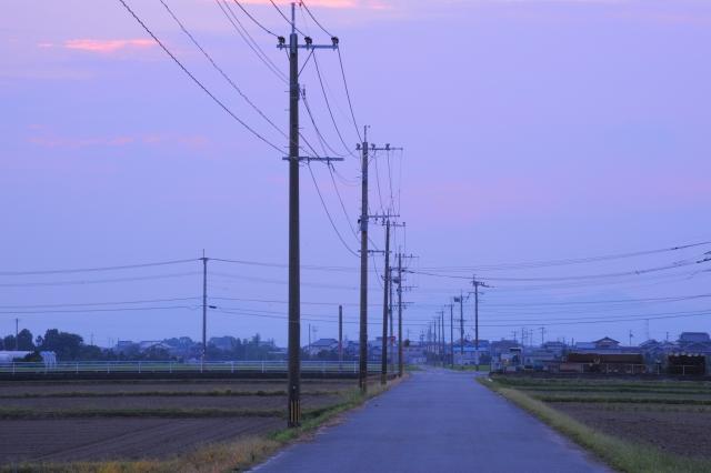 電柱のイメージ写真