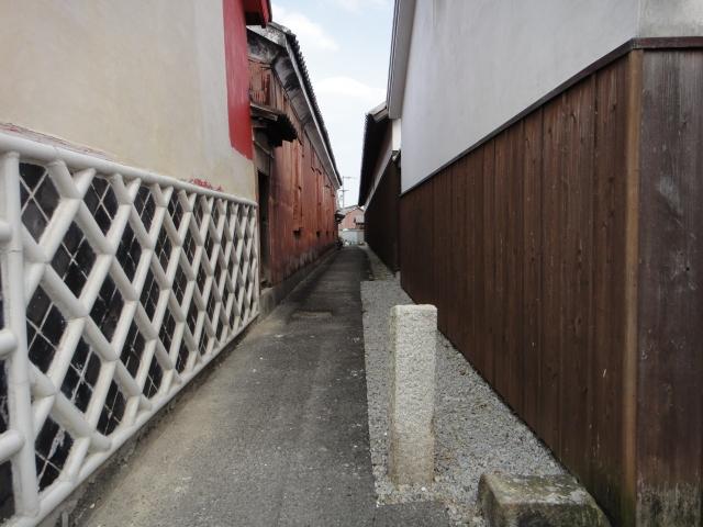 狭い道イメージ