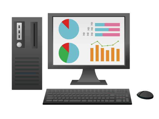 コンピューターのイメージ