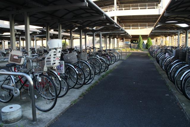 03-07.マンション内の自転車 ...