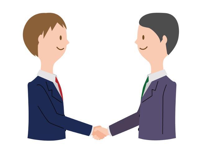 交渉とイメージ