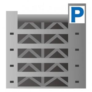 建物式駐車場