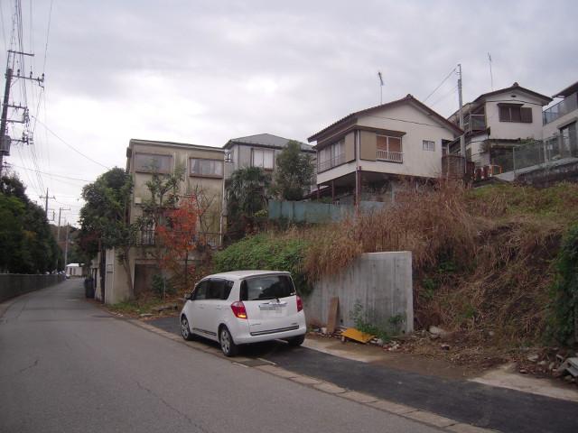 八千代台東の南東側