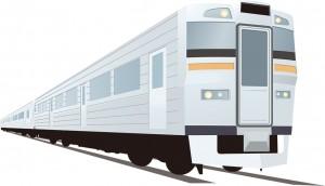 移動のイメージ(電車)