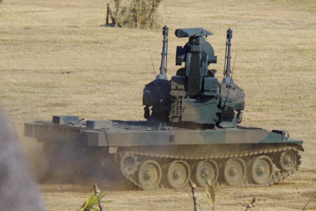 戦車のようなもの