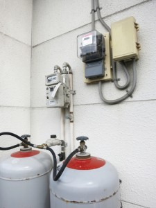 ガスのイメージ写真