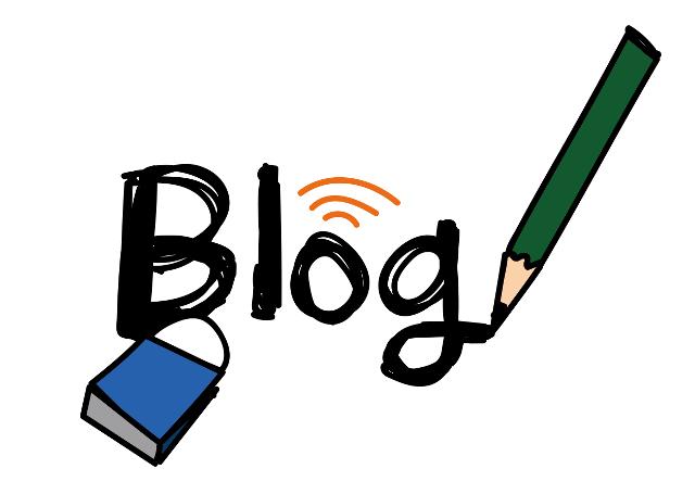 個人ブログ