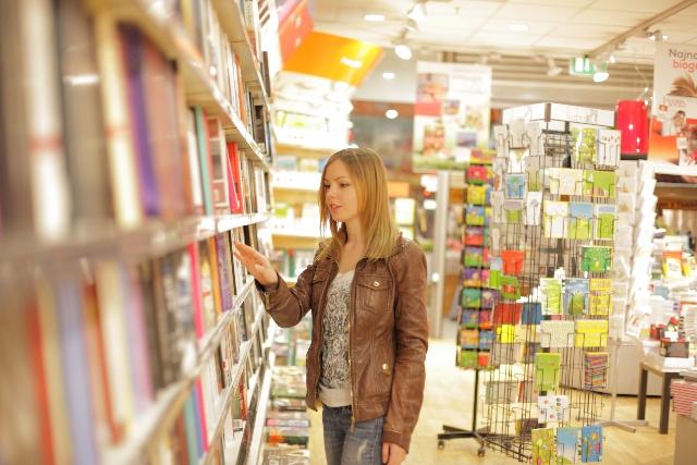 書店のイメージ