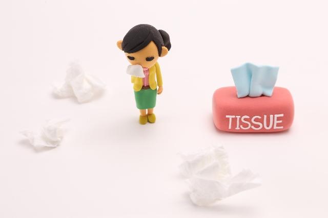 アレルギーの症状