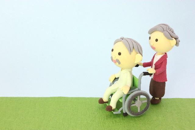 老人のイメージ