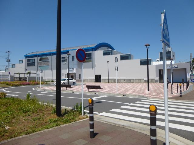 実籾駅南側