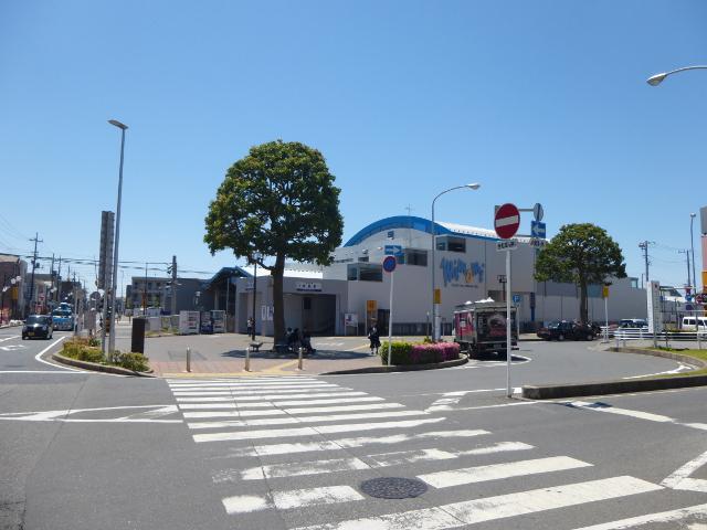 実籾駅遠景