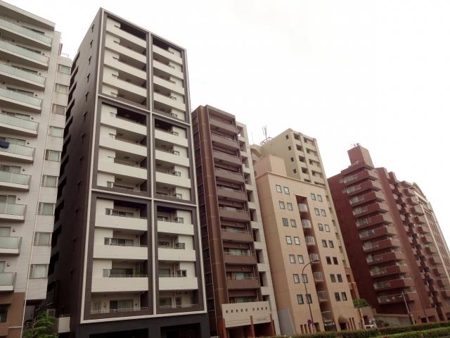 15階建て前後のマンション