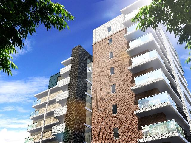 新築マンションのイメージ