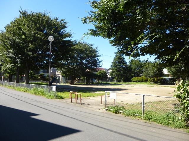 大和田駅付近の公園