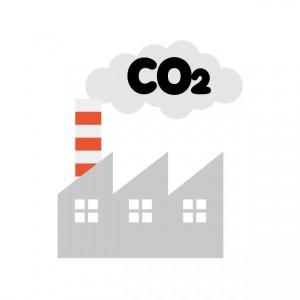 二酸化炭素のイメージ
