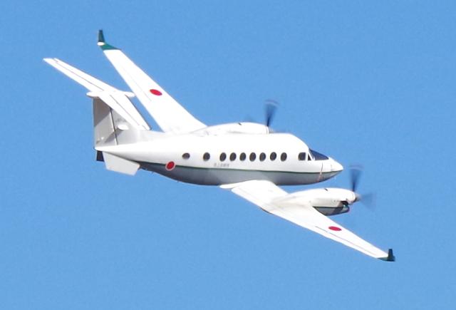 白い飛行機2