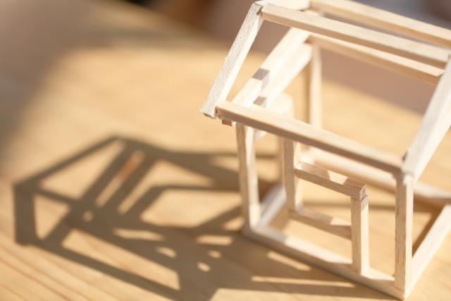 家の構造のイメージ