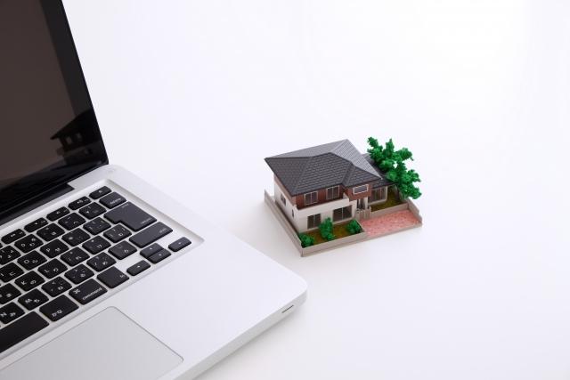 家と電磁波のイメージ