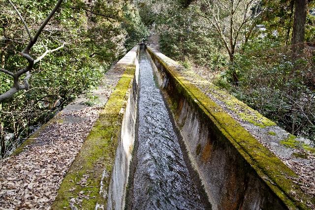 水路のイメージ写真