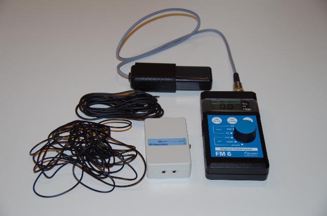 電場測定器FM-6