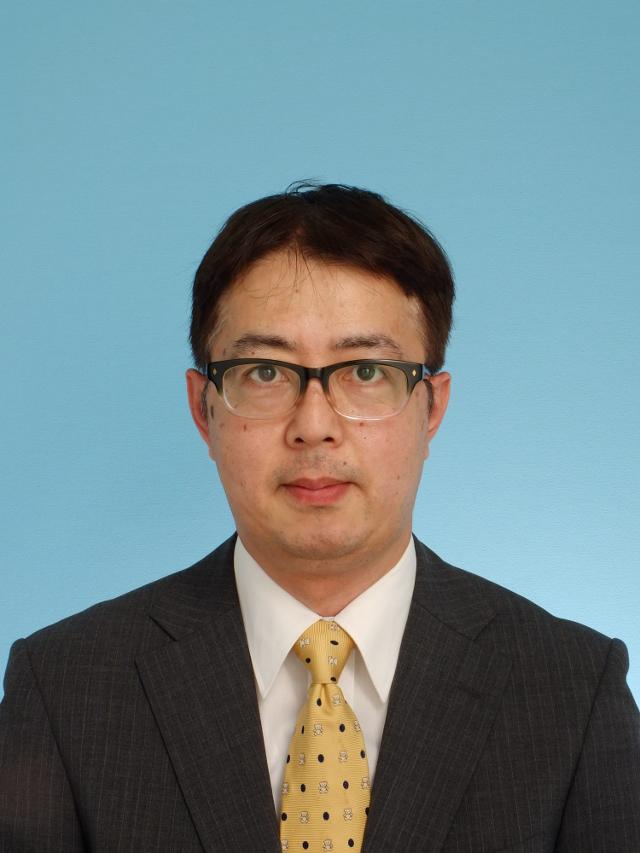 ふくろう不動産社長中川の顔写真
