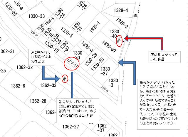 路線価図の見方と記号 - rosen-ka.com
