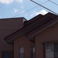 複雑な形の屋根2