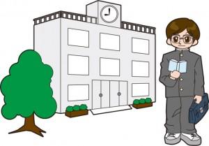 進学校のイメージ