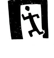 避難のイメージ