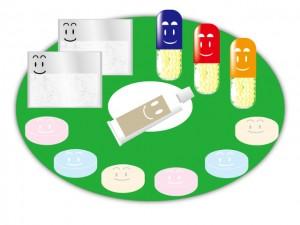 薬品のイメージ