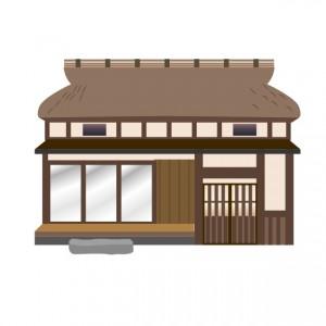 古民家のイメージ