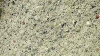 コンクリートの地肌