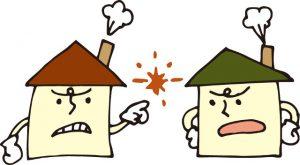 住宅トラブルのイメージ