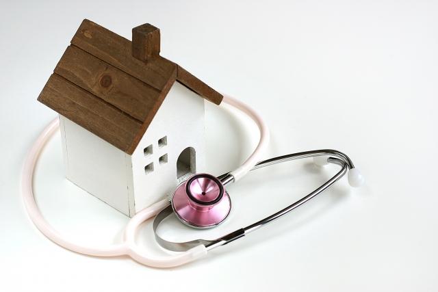 建物診断のイメージ