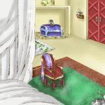 王宮の暮らしのイメージ