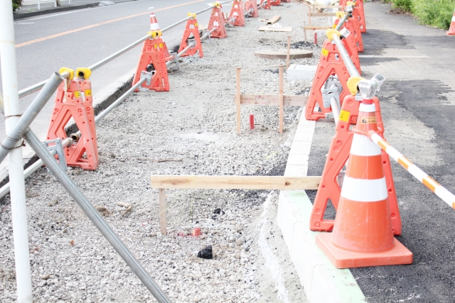 道路工事のイメージ