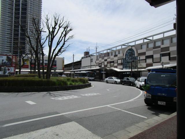 稲毛駅東口