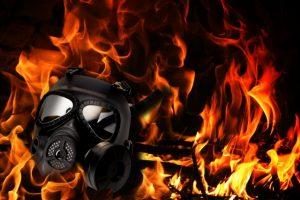 火事のイメージ