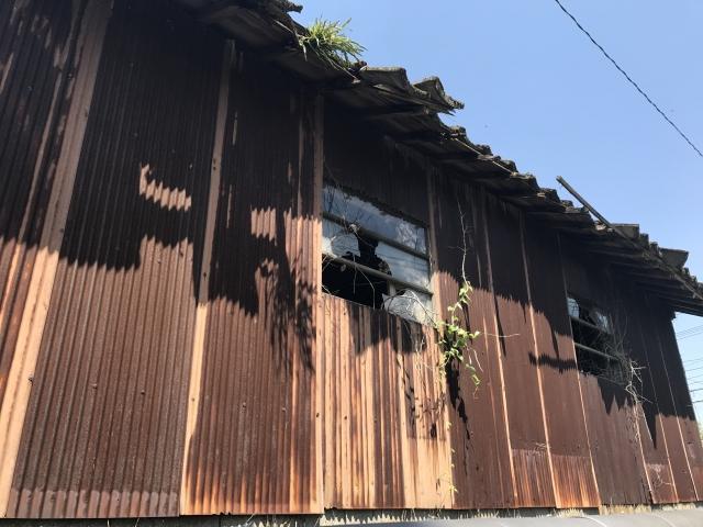 旧耐震建物のイメージ