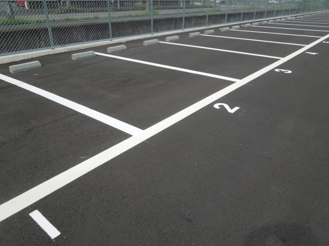 駐車場の幅
